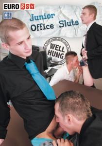 Junior Office Sluts DVD
