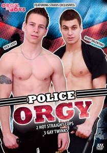 Police Orgy DVD (NC)