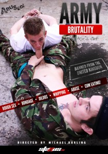 Army Brutality DVDR (NC)