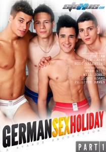 German Sex Holiday Part 1 DVD (NC)