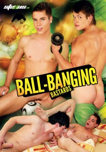 Ball-Banging Bastards DVDR (NC)