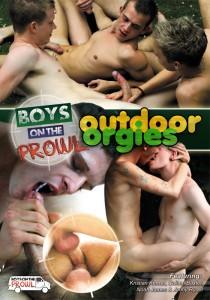 Outdoor Orgies DVD