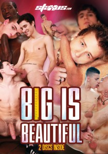 Big Is Beautiful DVDR (NC)