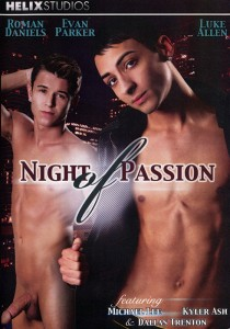 Night of Passion DVD (S)