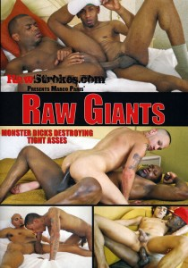 Raw Giants DVD (S)