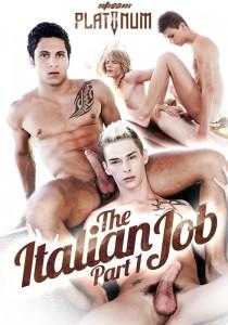 The Italian Job Part 1 DVDR (NC)