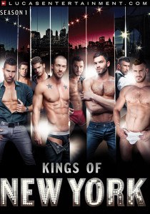 Kings of New York - Season #1 DVD (S)