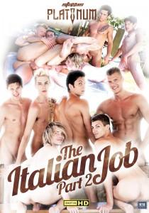 The Italian Job Part 2 DVDR (NC)