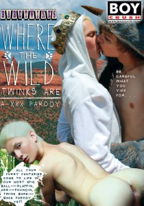Where The Wild Twinks Are: A XXX Parody DVDR (NC)