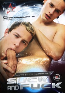 Suck & Fuck DVD