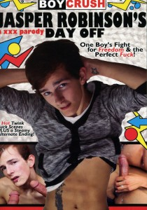 Jasper Robinson's Day Off: A XXX Parody DVDR (NC)