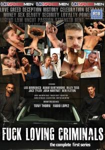 Fuck Loving Criminals DVD