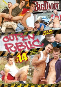 Out In Public 14 DVD