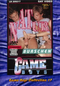 Game Boys Collection 17 - Natur Burschen + Big Balls DVDR (NC)