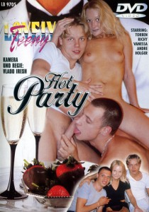 Hot Party DVD (NC)