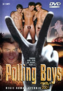 Polling Boys DVDR (NC)