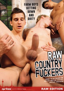 Raw Country Fuckers DVDR