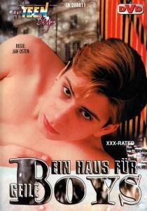Ein Haus Für Geile Boys DVDR (NC)