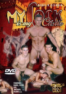 My Cock Is My Castle DVDR (NC)
