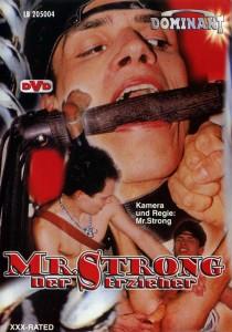 Mr Strong - Der Erzieher DVDR (NC)