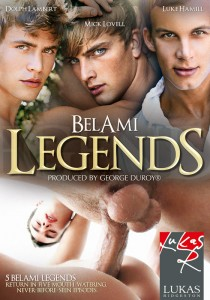 Bel Ami Legends DVD (S)