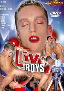 Live Boys DVDR (NC)