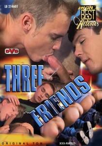 Three Friends DVDR (NC)