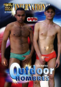 Outdoor Hombres DVDR