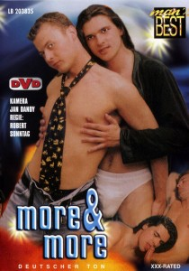 More & More (Mans Best) DVDR (NC)