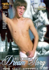 Moscow Dream Story DVD (NC)