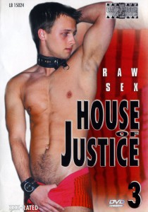 House Of Justice 3 DVDR (NC)