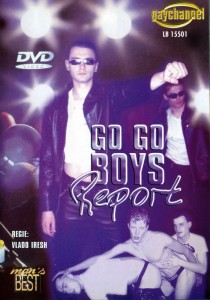 Go Go Boys Report DVDR