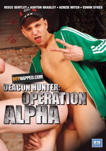 Operation Alpha DVD