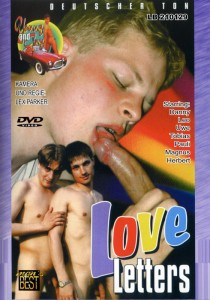 Love Letters DVD (NC)