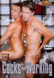 Cocks Hard Working DVDR (NC)