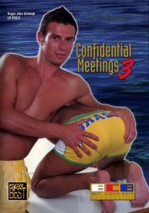 Confidential Meetings 3 DVDR