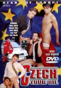 Czech Your Oil DVDR