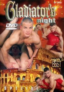 Gladiator's Night DVDR (NC)