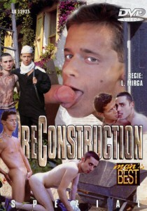 Reconstruction DVDR (NC)