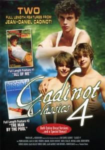 Cadinot Classics 4 DVDR (NC)