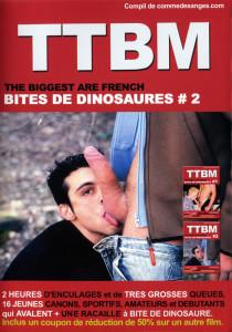 TTBM 2: Bites de Dinosaures 2 DVD