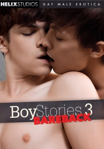 Boy Stories 3: Bareback DVD (S)