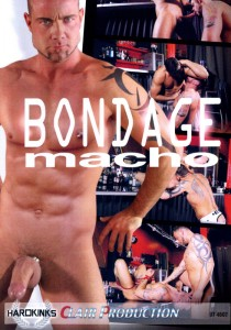 Bondage Macho DVD (S)