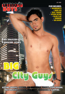 Big City Guys DVD - Front