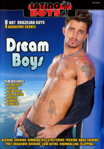 Dream Boys DVD - Front