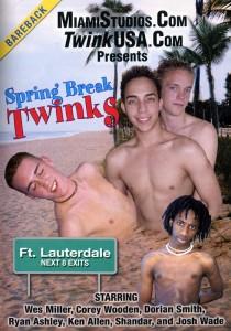 Spring Break Twinks DVDR (NC)