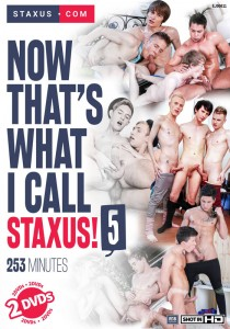 Now That's What I Call Staxus! 5 DVDR (NC)