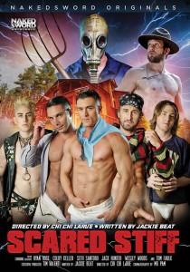 Scared Stiff (Naked Sword) DVD (S)