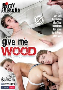 Give Me Wood DVD - Front