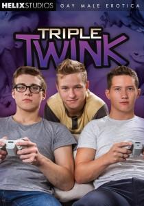 Triple Twink DVD (S)